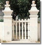 Turks Island gate 6|121