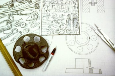 archaeology pump 135